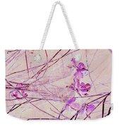 Pink Pastel Weekender Tote Bag