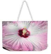 Pink Platter Weekender Tote Bag