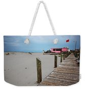 Pink Pony And Boardwalk Weekender Tote Bag
