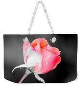 The October Rose    Weekender Tote Bag
