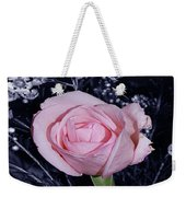 Pink Rose Of Imperfection Weekender Tote Bag