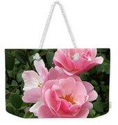 Pink Roses 2 Weekender Tote Bag