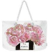 Pink Scented Weekender Tote Bag
