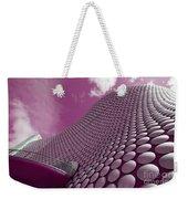 Pink Selfridges Weekender Tote Bag