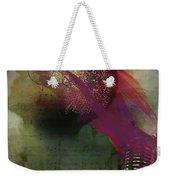 Pink Song Weekender Tote Bag by Richard Ricci