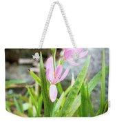 Pink Spring Bulb Weekender Tote Bag