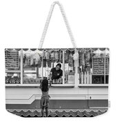 Pink Temptations - Bw Weekender Tote Bag