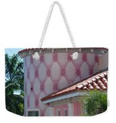 Pink Tower Weekender Tote Bag