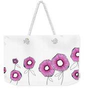 Pink Up Weekender Tote Bag