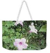 Pinkies Weekender Tote Bag