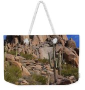 Pinnacle Peak Weekender Tote Bag