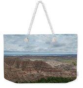 Pinnacles Overlook Panorama  Weekender Tote Bag