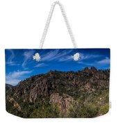 Pinnacles View Weekender Tote Bag