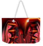 Pinned Weekender Tote Bag