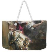 Pino D'angelico's The Dancer Weekender Tote Bag