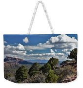 Pinon Forest At The Top Of Kolob Canyon Weekender Tote Bag