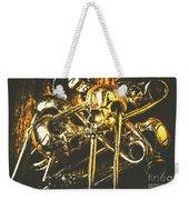 Pins Of Horror Fashion Weekender Tote Bag
