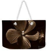 Pinwheel Weekender Tote Bag