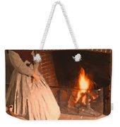 Pioneer Fire Impressions Weekender Tote Bag