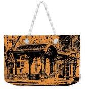 Pioneer Square Pergola Weekender Tote Bag