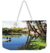 Pipe Springs Pond Weekender Tote Bag