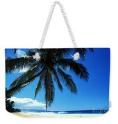 Pipeline Beach Weekender Tote Bag