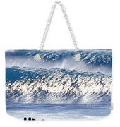 Pipeline Shadow Land - 2 Of 3 Weekender Tote Bag