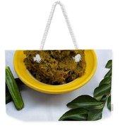 Pirandai Thuvaiyal Recipe Weekender Tote Bag