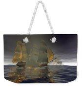Pirate Attack Weekender Tote Bag