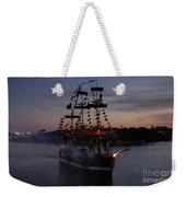 Pirate Invasion Weekender Tote Bag