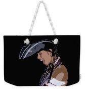 Pirate Lady Weekender Tote Bag