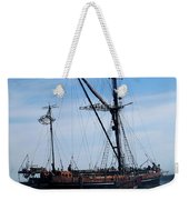 Pirate Ship  Weekender Tote Bag