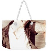 Pirate Sword Fight Weekender Tote Bag by Jorgo Photography - Wall Art Gallery