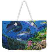 Pirates Reef Weekender Tote Bag
