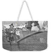 Pirates: Walking The Plank Weekender Tote Bag by Granger