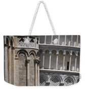 Pisa Leaning Tower 4637 Weekender Tote Bag