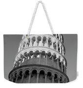 Pisa Tower Weekender Tote Bag