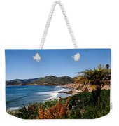 Pismo Beach California Weekender Tote Bag