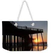 Pismo Beach Pier California 2 Weekender Tote Bag