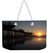 Pismo Beach Pier California 4 Weekender Tote Bag
