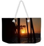 Pismo Beach Pier California 5 Weekender Tote Bag