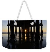 Pismo Beach Pier California 7 Weekender Tote Bag