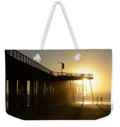 Pismo Beach Pier California 8 Weekender Tote Bag
