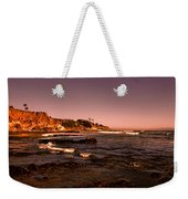 Pismo Beach Sunset Weekender Tote Bag