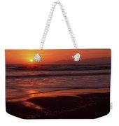 Pismo Beach Sunset Weekender Tote Bag