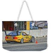 Pist 'n Broken Racing Weekender Tote Bag