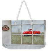 Pit Road--fire And Ice  Weekender Tote Bag