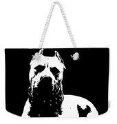 Pitbull Weekender Tote Bag