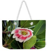 Pitch Apple Blossom Weekender Tote Bag