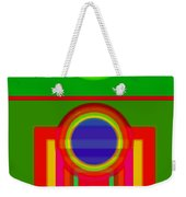 Pitch Weekender Tote Bag